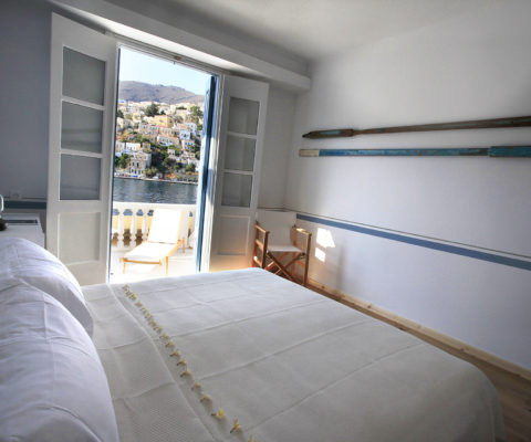Double room with Terrace_Limani Life_symi